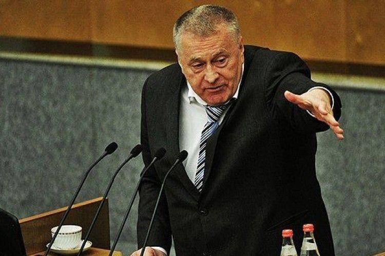 А что будет Жириновскому за его слова?