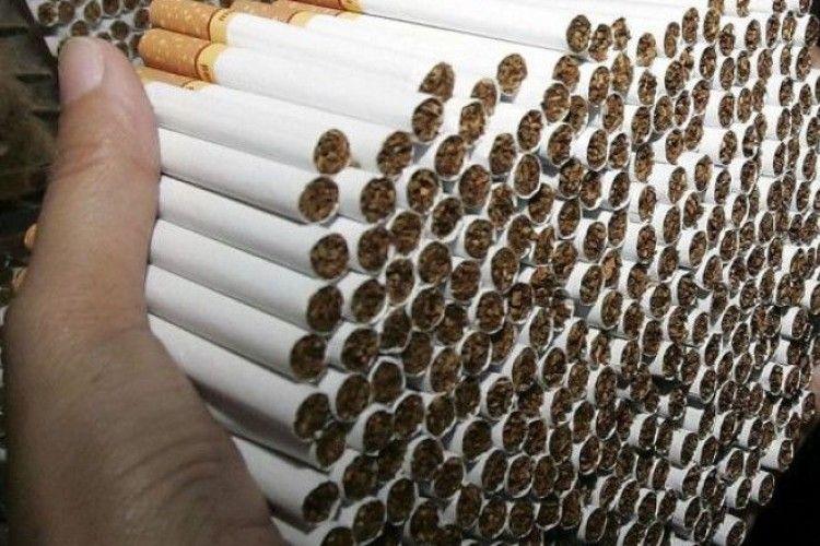 В рейсовому автобусі знайшли контрабандні цигарки
