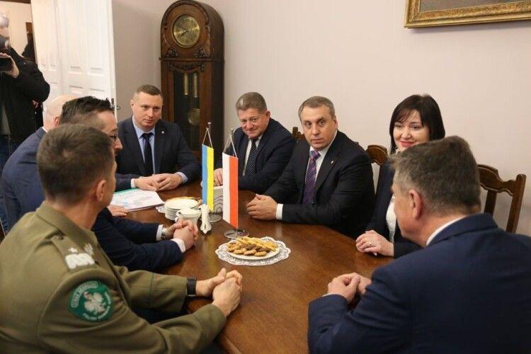 Очільники Волині домовлялися в Польщі про залучення іноземного бізнесу в розбудову туристичного потенціалу Шацьких озер