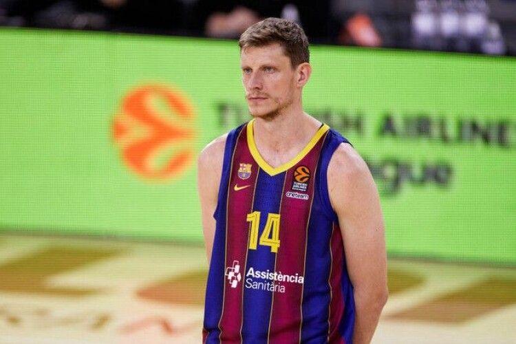 Український баскетболіст став чемпіоном Іспанії (Відео)