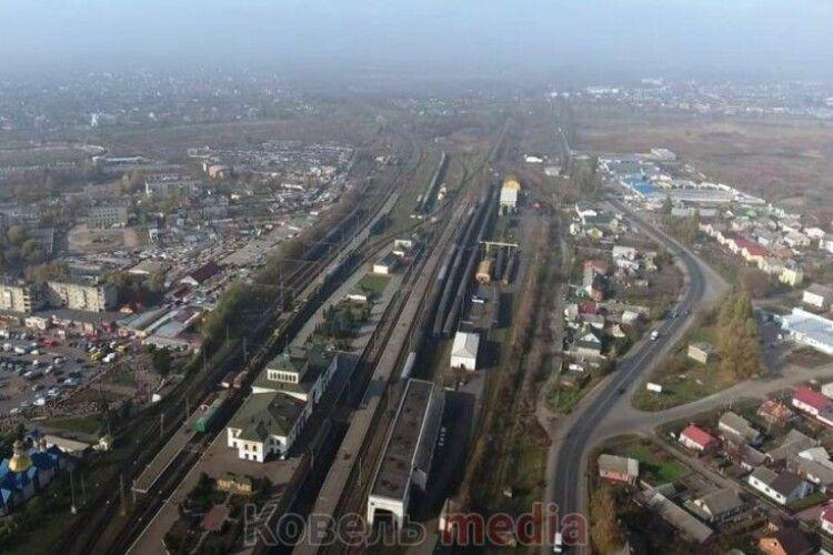 У Ковелі підстанцію для електропоїздів збудують за 100 мільйонів