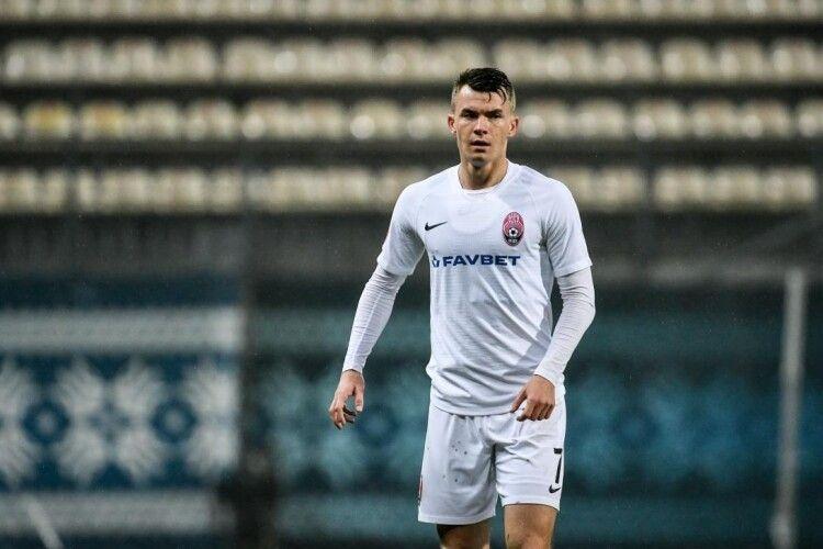 «Зоря» в Луцьку здобула вольову перемогу над «Вересом» у чвертьфіналі Кубка України