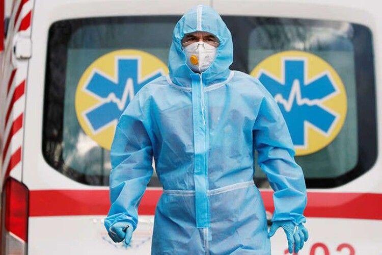 Захворюваність на COVID-19 стрімко йде вгору: на Волині – 276 нових заражень, в Україні - 11 757!