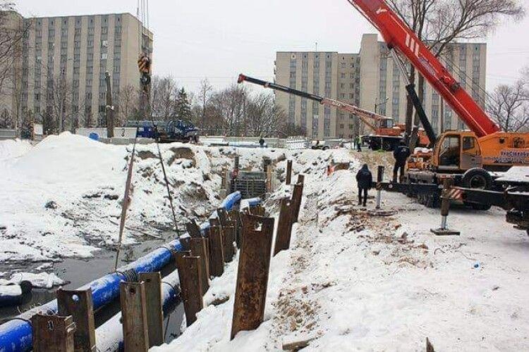 Видали 11 ордерів: кому і де в Луцьку дали дозволи на земляні роботи