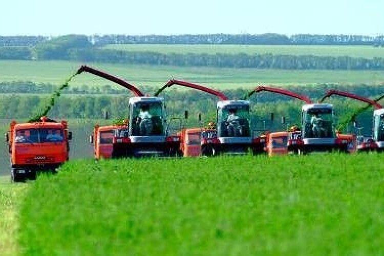 30 господарств Рівненщини скористалися програмою часткової компенсації вартості с/г техніки вітчизняного виробництва