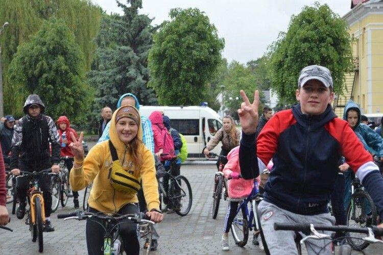 Велодень у Ковелі зібрав майже 300 учасників (Фото)