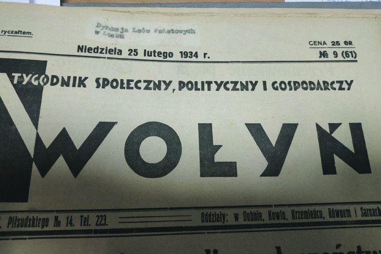 «Волинь»85 літ тому писала про хокейі планеризм