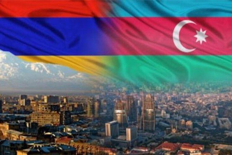 На кордоні Азербайджану та Вірменії сталася сутичка. Є загиблі