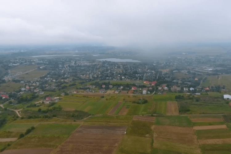 За паліями сухостою рівненські рятувальники наглядають «з повітря» (Відео)