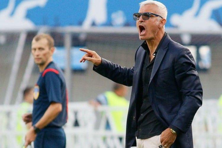 «Арсенал-Київ» не збирається відправляти у відставку Фабріціо Раванеллі