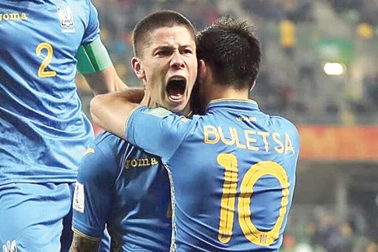 Денис Попов знову забив, аУкраїна— перемогла! (відео)