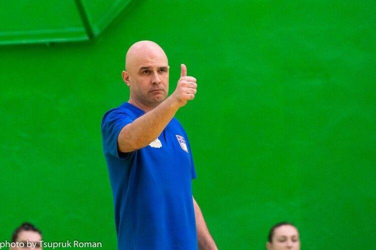 Рівненських волейболісток не тренуватиме одеський наставник