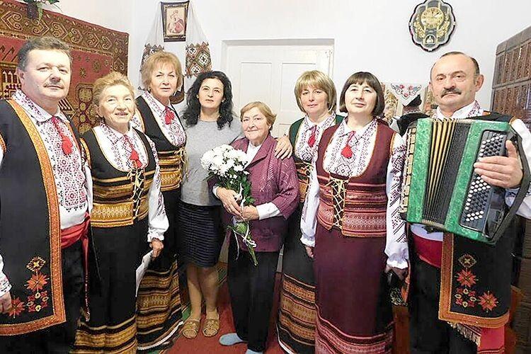 Маестро із Горохівщини, нехай і далі співає любов'ю Ваша душа!
