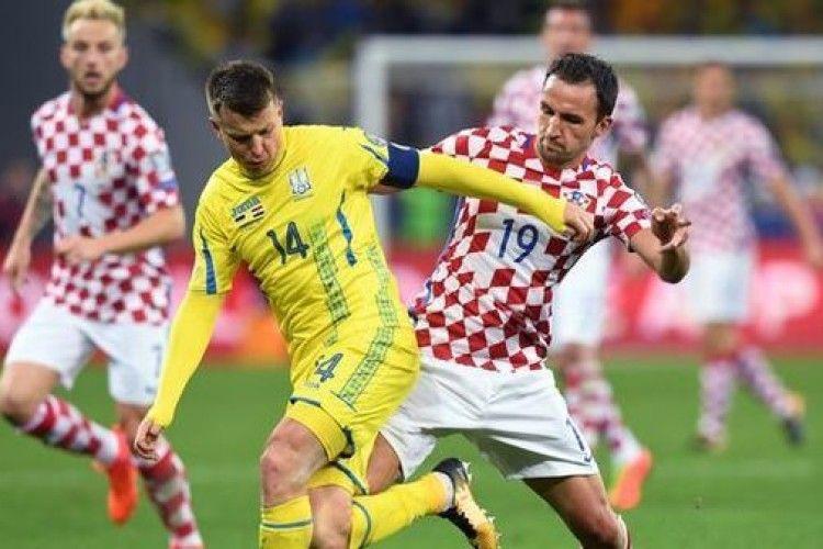 У капітана збірної України з футболу народилася п'ята дитина