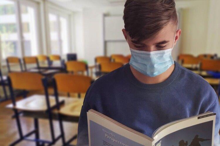 У місті на Волині ще один клас пішов на самоізоляцію через коронавірус