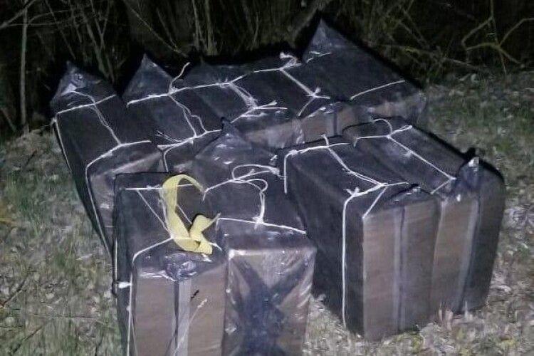 На Волині прикордонники запобігли нічній афері контрабандистів