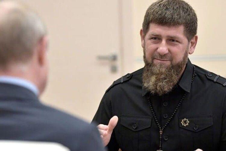 Путін попросив Кадирова й надалі правити у Чечні