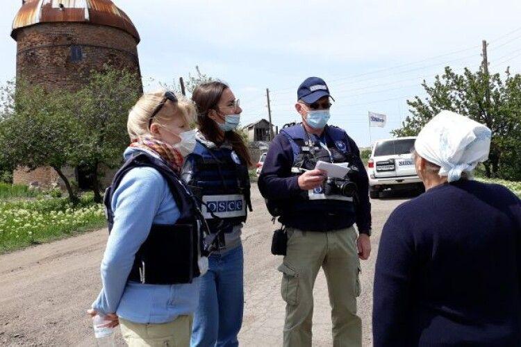 Загострення на Донбасі: ОБСЄ фіксує зростання кількості жертв серед цивільного населення