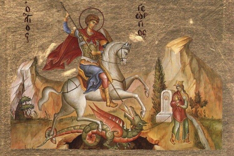 6 травня – Юрія Переможця: де на Волині відзначають престольний празник