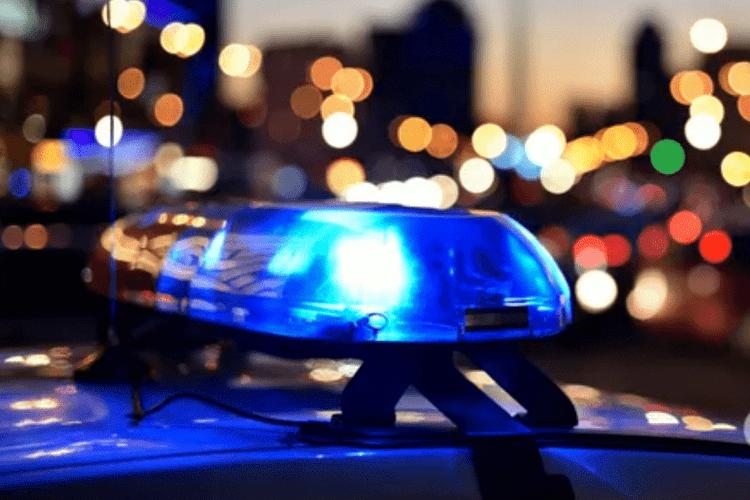Водій намагався застрелитися: в Києві поліція влаштувала погоню