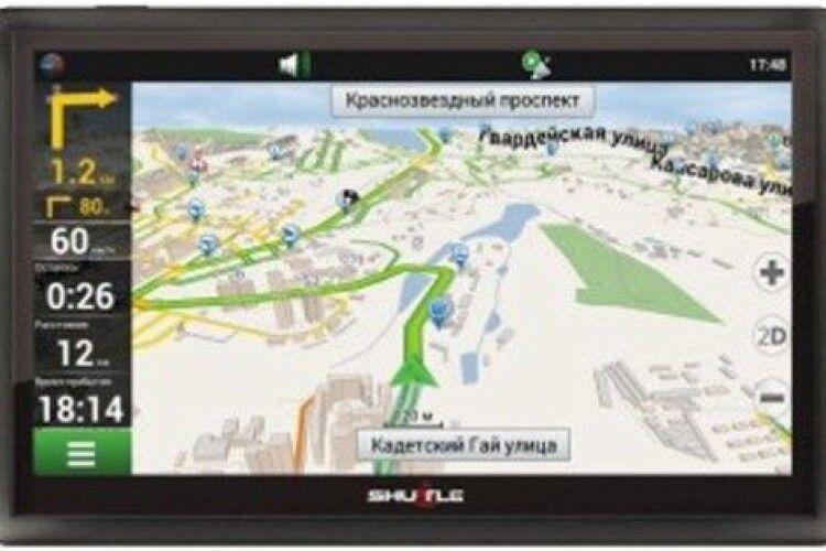 GPS-навігатор: як вибрати надійний пристрій?