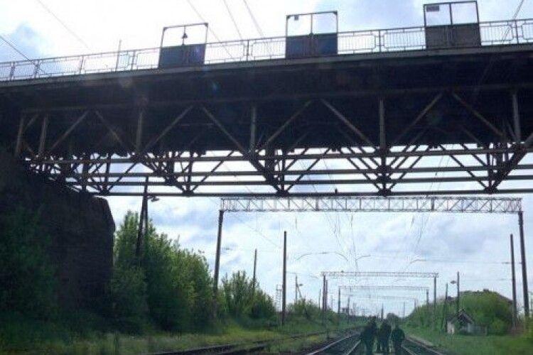 У Ковелі відремонтують найстаріший міст над залізницею