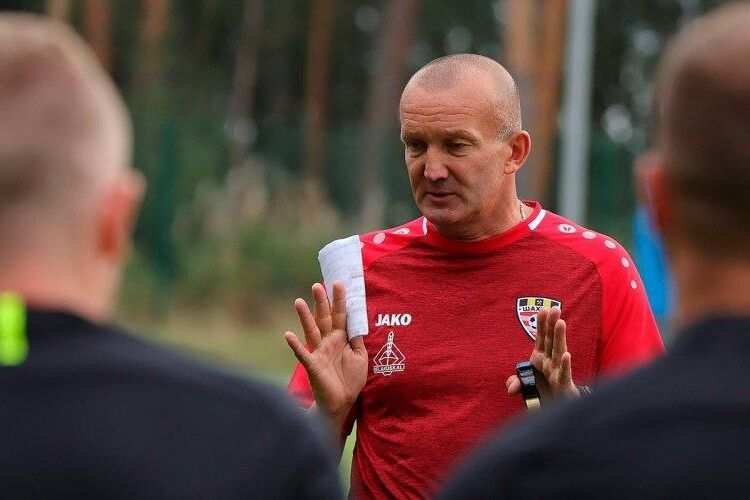Солігорський «Шахтар» під проводом українського тренера Романа Григорчука став чемпіоном Білорусі