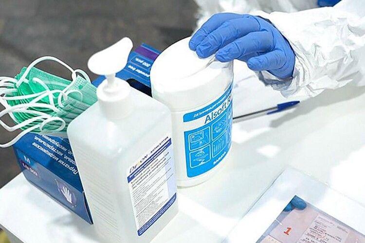На Волині зайво витратили 64 тисячі гривень виділених на боротьбу з коронавірусом