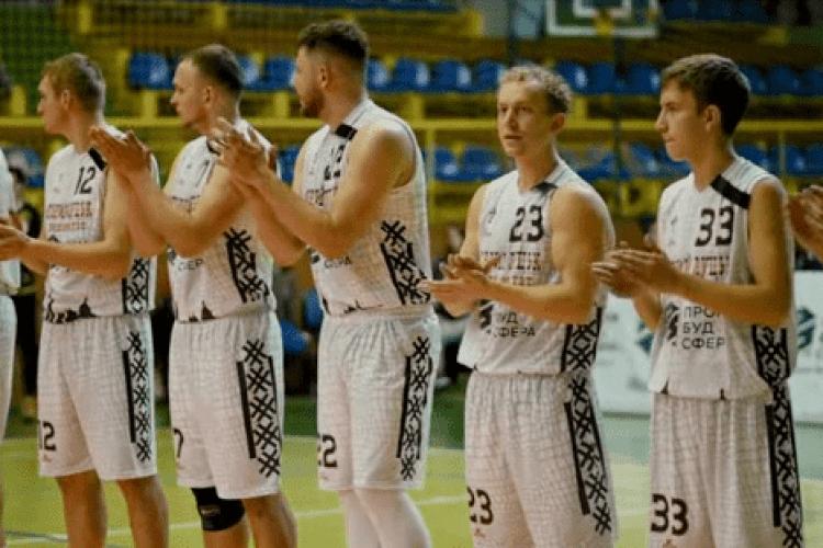 Сашко Положинський написав гімн для команди луцьких баскетболістів