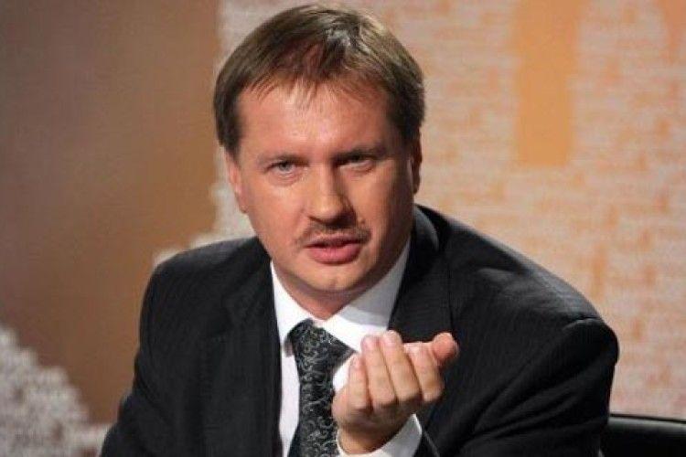 «Уже рвонуло з «інформаційно-каналізаційної труби», яка веде з Росії»