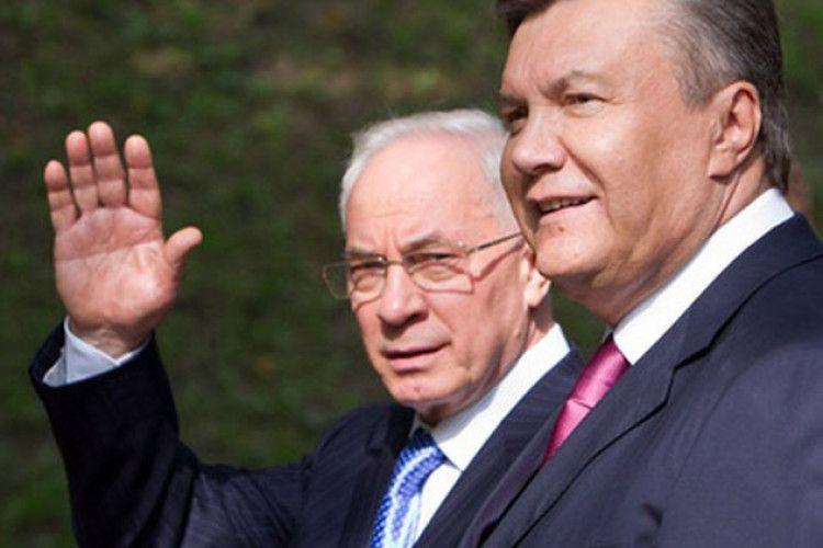 Путін хоче вислати на Донбас Януковича та Азарова