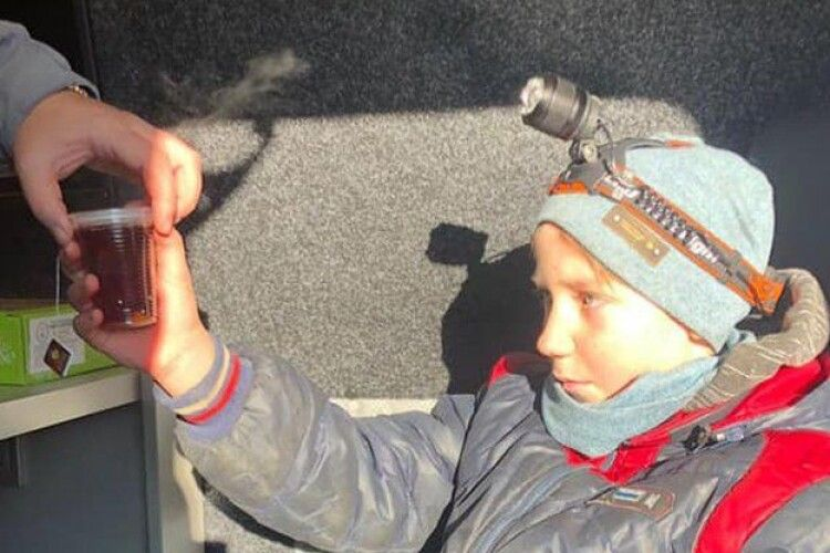 Чотири сотні людей шукали 12-річного хлопця, який не повернувся з лісу