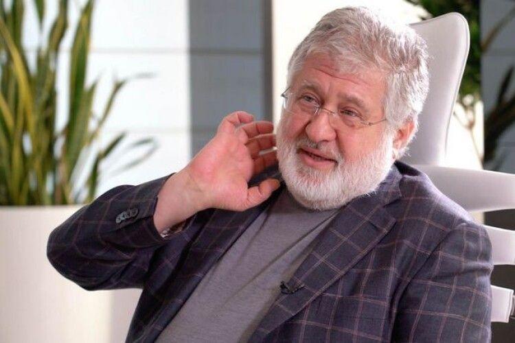 ПриватБанк через газету «Голос України» вручив ізраїльські позови Коломойському і Боголюбову