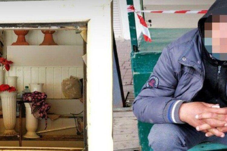 У Рівному серійного крадія тюльпанів посадили в СІЗО. Після ще одного «полювання» на чужі квіти