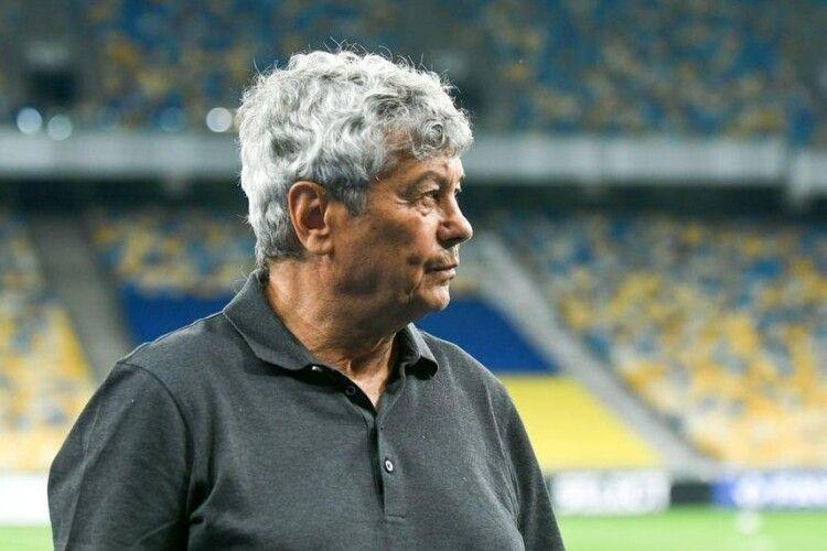 Мірча Луческу заявив, що після приходу в «Динамо» він знову відчув себе живим