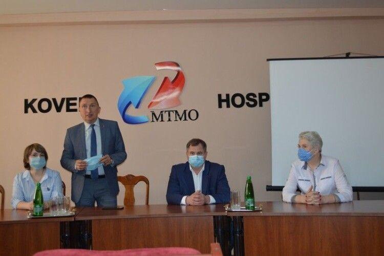 Ковельське МТМО — абсолютний рекордсмен в Україні