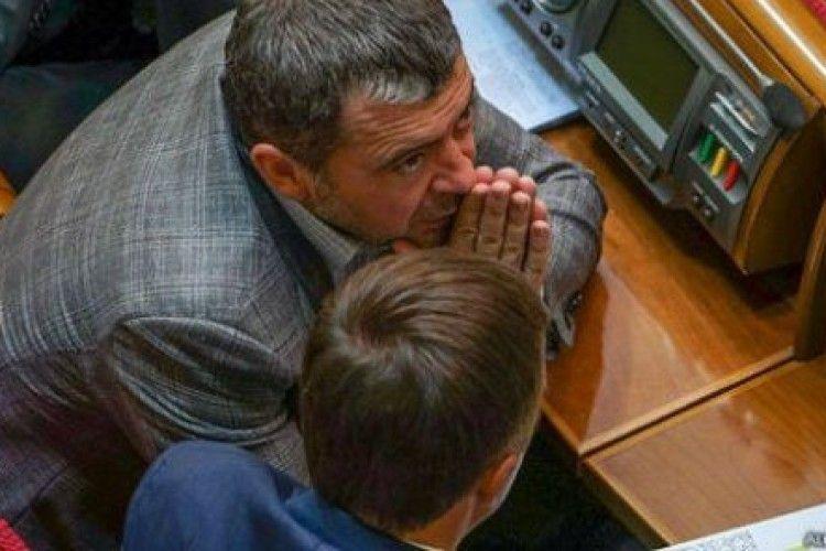 Нардепу Мартиняку повернули майже 28 мільйонів гривень позики