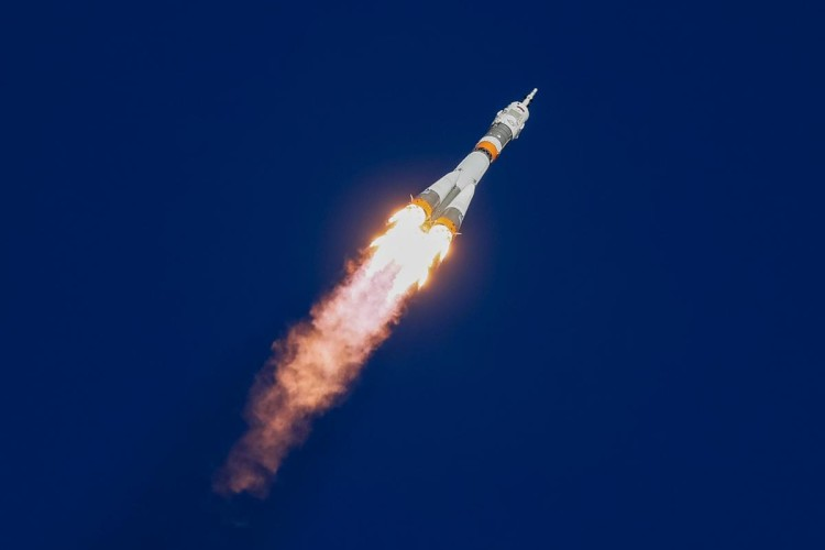 «Роскосмос» похвалився успішним запуском ракети «Союз», яка насправді зазнала аварії