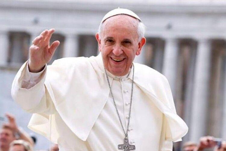 Папа Римський підтримав протестувальників у Білорусі