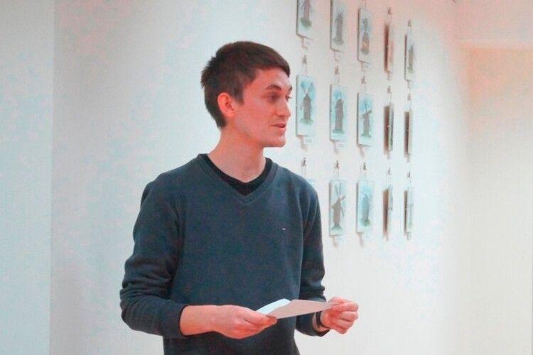 Виставка волинянина відкрилася у Києві (Фото)