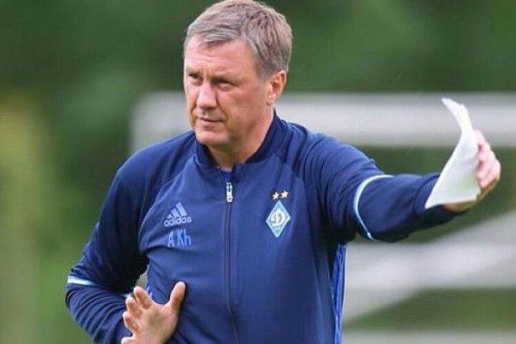 Хацкевич хоче знову очолити Динамо