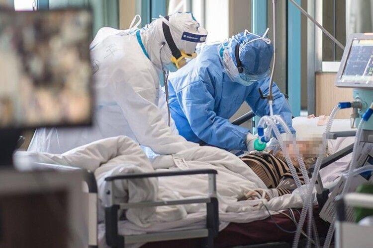 COVID-19: в Україні – понад 15 тисяч нових хворих, на Волині – рекордні 407!