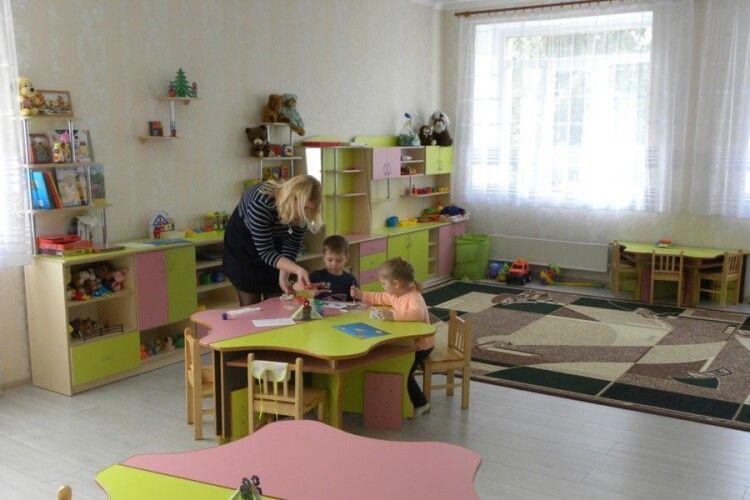 Нововолинські садочки відновлюють роботу