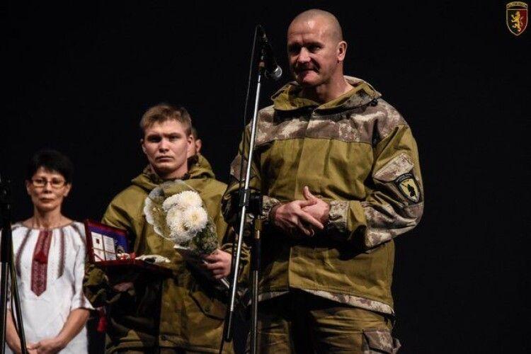 Народний Герой України з Волині: «На війні я знайшов усе: родину, друзів, кохання»