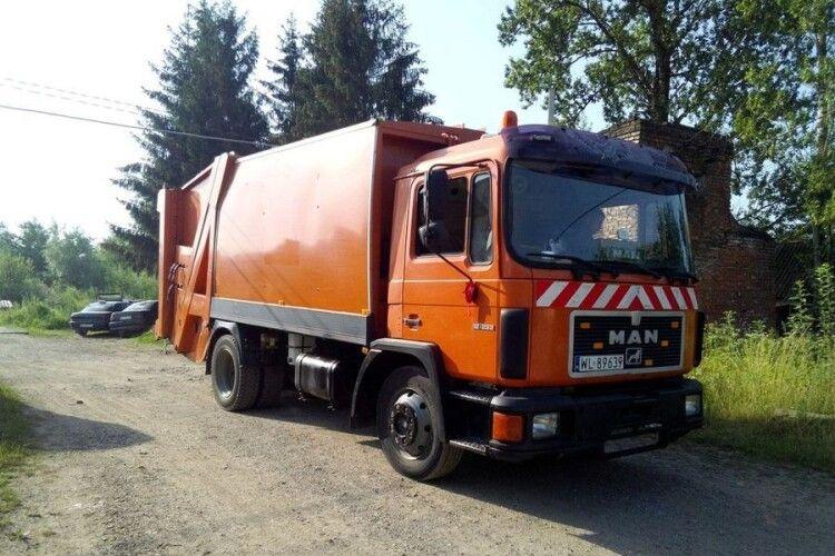 У Луцьку на траспортних засобах комунальних підприємств запроваджують систему контролю витрати палива