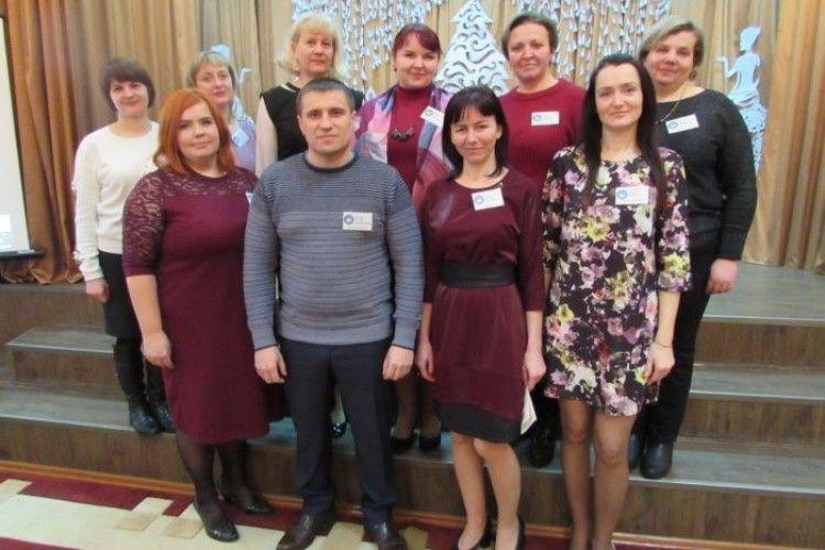 Розпочався обласний тур всеукраїнського конкурсу «Учитель року — 2019» у номінації «Основи здоров'я»