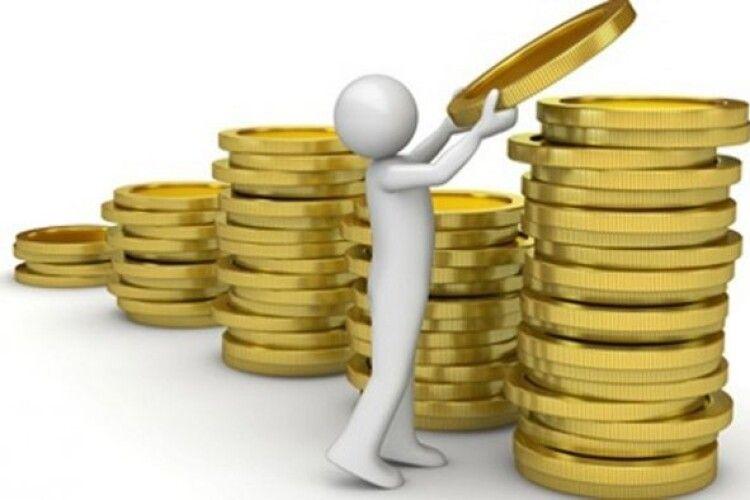 Підприємці-спрощенці Волині заплатили єдиного податку на 10% більше, ніж минулого року