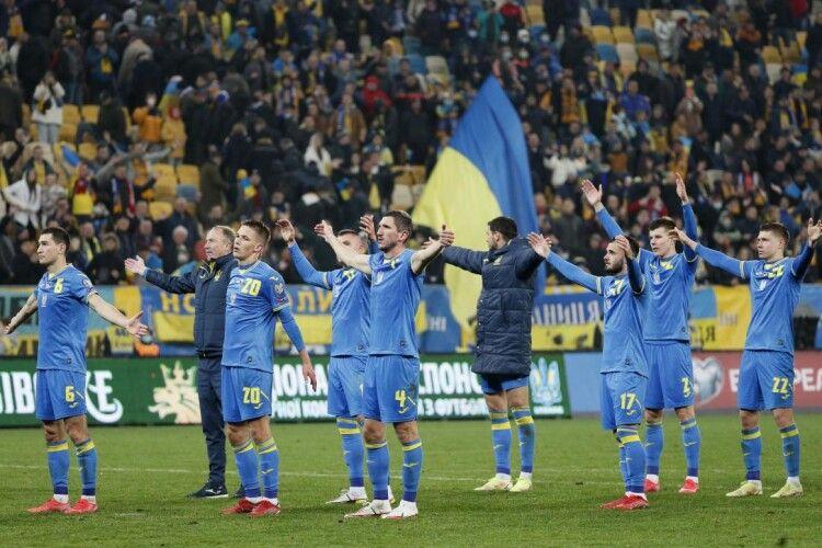 У поєдинку з боснійцями збірна України встановила антирекорд