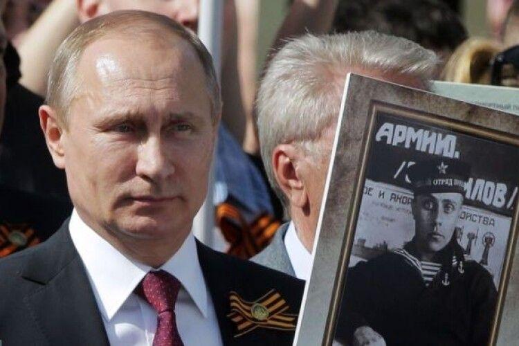 У Росії головний військовий храм прикрасять фото Путіна і Зеленського
