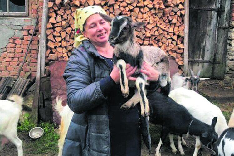 Як 13кіз зробили популярною наувесь світ жінку зукраїнського села